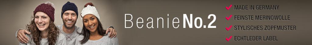 Beanie No.2