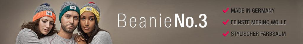 Beanie No.3