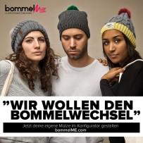 100 Flyer   Geld verdienen mit bommelME - Motiv Gruppe