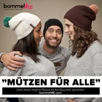 100 Flyer   Geld verdienen mit bommelME - Motiv No1