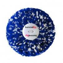 Wechselbommel Reflektor Blau