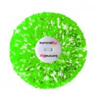 Wechselbommel Reflektor Neongrün