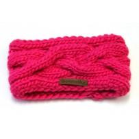 Stirnband Handmade Pink