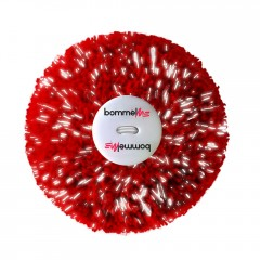 Wechselbommel Reflektor Rot