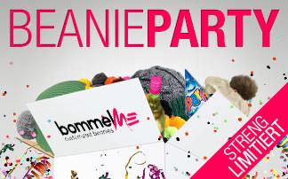 bommelME Beanie Party
