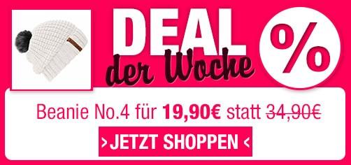 Deal der Woche - Beanie No.4