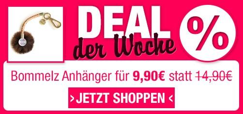 Deal der Woche - BOMMELZ Anhänger